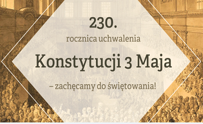 Obchody święta Konstytucji Majowej i Dnia Strażaka