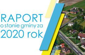 Raport o stanie gminy za 2020 r.